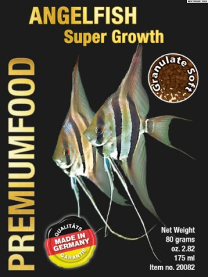 Angelfisch Supergrowth 80g 175ml