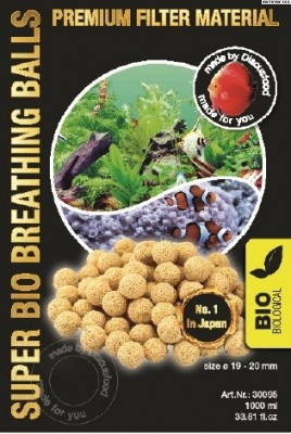 Super Bio Breathing Balls 5L
