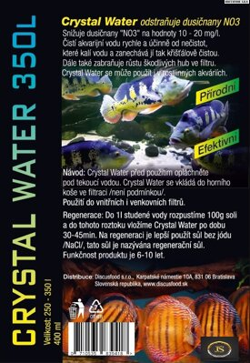 Crystal Water 350l