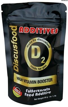 D2  High Vitamin Booster