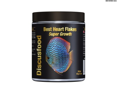 Best Heart Flakes Super Growth